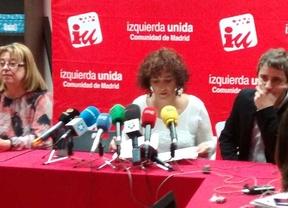 Dimite la dirección de IU en la Comunidad de Madrid
