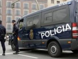 Tres detenidos en Madrid por robos con fuerza