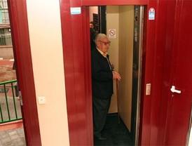 Aprobada por unanimidad la implantación de ascensores exteriores