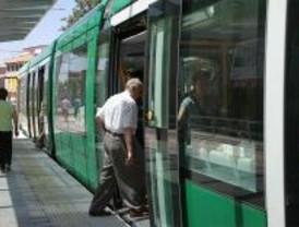 Trabajadores del Tranvía de Parla reclaman la intervención del Ayuntamiento