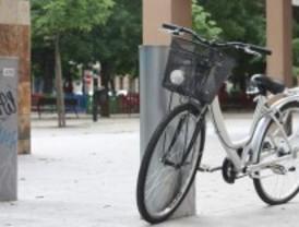 La bici no triunfa en el pueblo de Contador