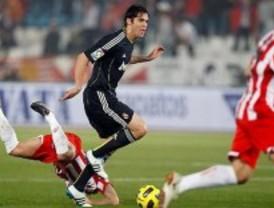 El Madrid se aleja de la Liga y el Getafe es goleado