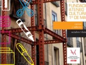 Cursos y talleres en la Fundación Ateneo Cultural