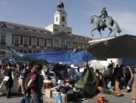 Campaña 2.0: La #acampadasol sigue viva