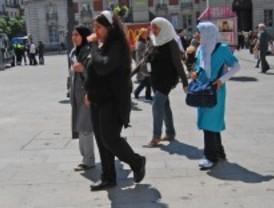Galapagar hace efectiva la prohibición del 'burka'