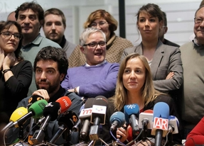 El proyecto de Tania Sánchez y Podemos irán por separado a las elecciones