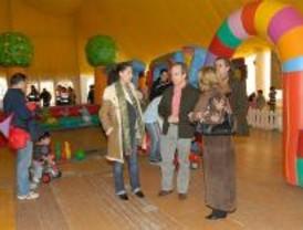 Boadilla del Monte instala una carpa de Navidad con actividades para niños