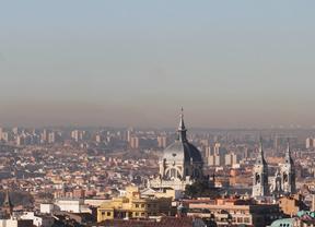Nuevo episodio de alta contaminación en la capital