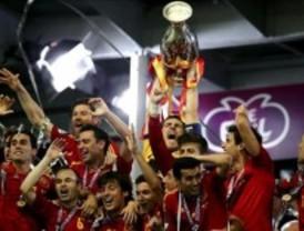 Siete españoles candidatos al 'Balón de oro'