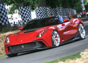 Ferrari F12 TRS, el 'one-off' mas exclusivo