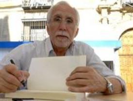 Mateo Díaz presenta su nueva novela 'El animal piadoso'