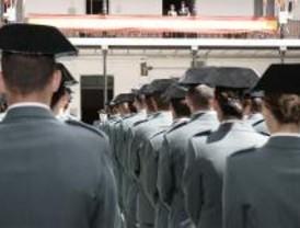 Guardias civiles en la reserva seguirán custodiando las sedes autonómicas