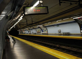 Restablecido el servicio en la L10 de Metro entre Tres Olivos y Plaza Castilla