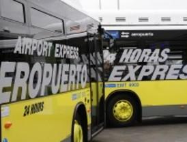 Bus exprés 24 horas hasta Barajas