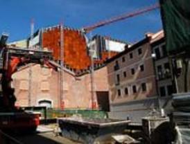El entorno cultural del Caixa Forum no estará terminado hasta 2008