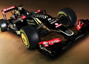 Lotus enseña su nuevo monoplaza para la temporada 2015