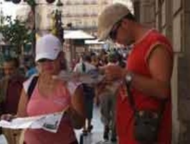 Madrid es la única región que crece en el número de llegadas en turistas extranjeros