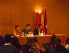 Alumnos del distrito de Salamanca celebran una Audiencia Infantil