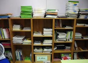 El banco de libros de texto de la Comunidad llegará a 100.000 alumnos más