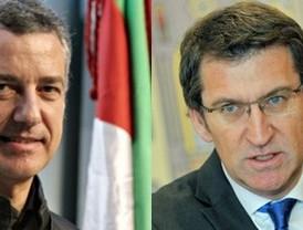 21-O: PNV gobernará Euskadi; Feijóo barre a la izquierda en Galicia