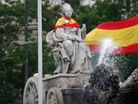 El alcalde desconoce los daños producidos en Cibeles por la celebración madridista