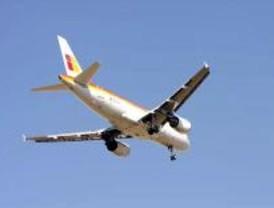 Más de 500 cancelaciones de vuelos de Iberia en diciembre
