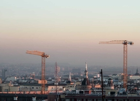 Récord de contaminación en Madrid: 119 superaciones de NO2 en 7 días