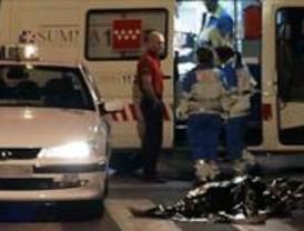 Buscan al asesino de un taxista que huyó en Metro en Hortaleza