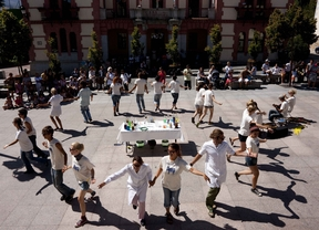 La 'Donkey Caravan' regresa a la sierra madrileña