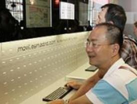 40.500 turistas han utilizado los accesos públicos a Internet de la capital