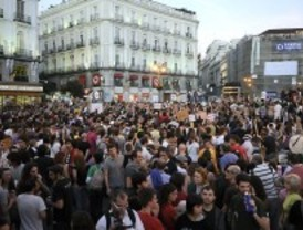 Decenas de miles de manifestantes piden un 'cambio global'