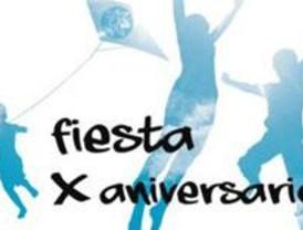 Ecologistas en acción celebran en Rivas su décimo aniversario