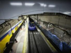 La Comunidad invierte 600.000 euros en remodelar la estación de Pueblo Nuevo
