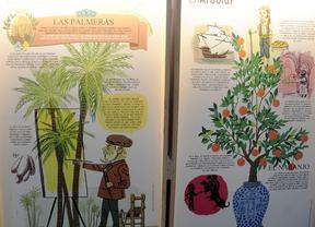 Una exposición recorre el patrimonio arbóreo español