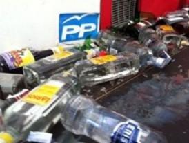 El PP de Rivas denuncia un ataque vandálico contra la caseta que tiene en las fiestas
