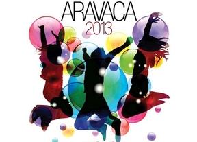 Cartel de las fiestas de Aravaca
