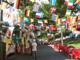 El distrito de Centro celebra las fiestas de San Cayetano