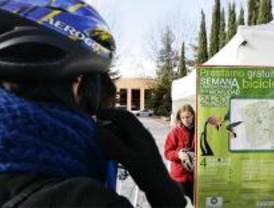 Una ruta ciclista cierra la Semana Universitaria de la Movilidad