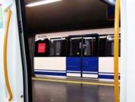 Las mamparas de seguridad de Metro, en pruebas durante el mes de enero