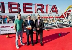 Iberia patrocina la Copa del Mundo de Baloncesto y a la Selección