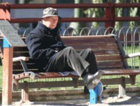 Madrid envejece por debajo de la media