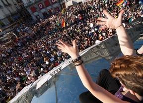 El 15M celebra su tercer aniversario en la plaza de Cebada para demostrar que