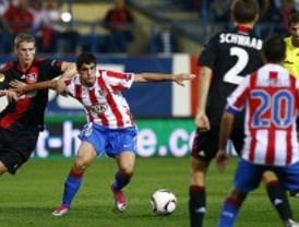 El empate complica el futuro europeo del Atlético