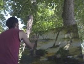 Certamen Nacional de pintura rápida Quinta de los Molinos
