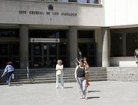 Los funcionarios de Justicia decidirán este viernes si desconvocan la huelga