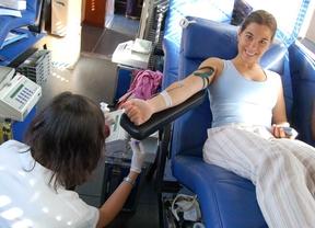 Maratón de donación de sangre en el hospital Santa Cristina