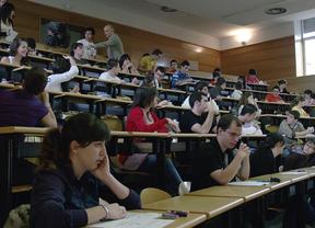 28.945 estudiantes realizan este martes los exámenes de Selectividad