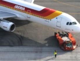 Iberia cancela 122 vuelos