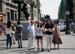 La Comunidad se situó como segundo destino nacional para los turistas chinos