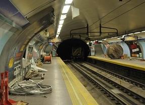La línea 1 de Metro reabrirá este domingo